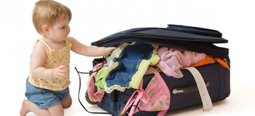 traveling with a baby tips