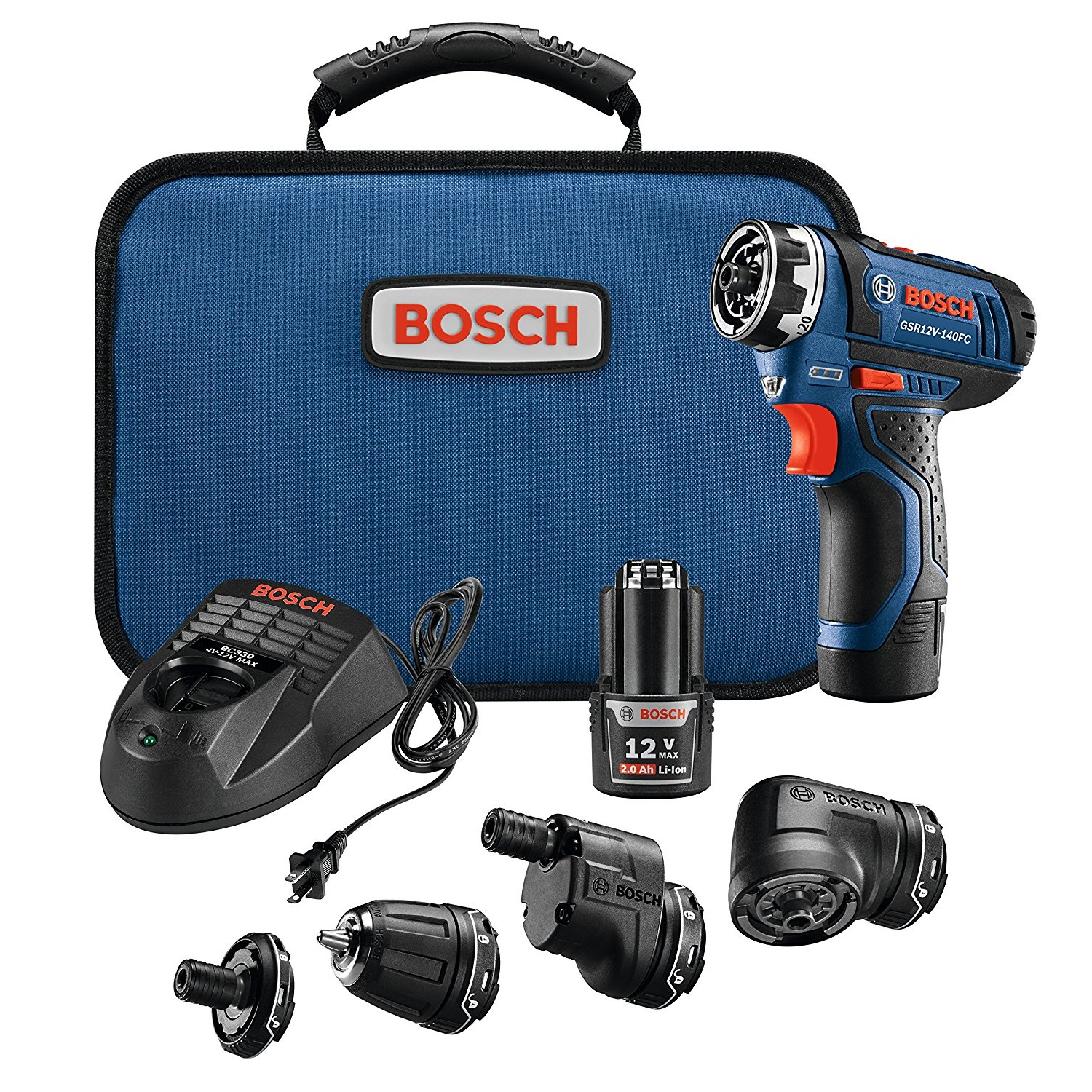 10. Bosch 5-In-1 Drill and Driver