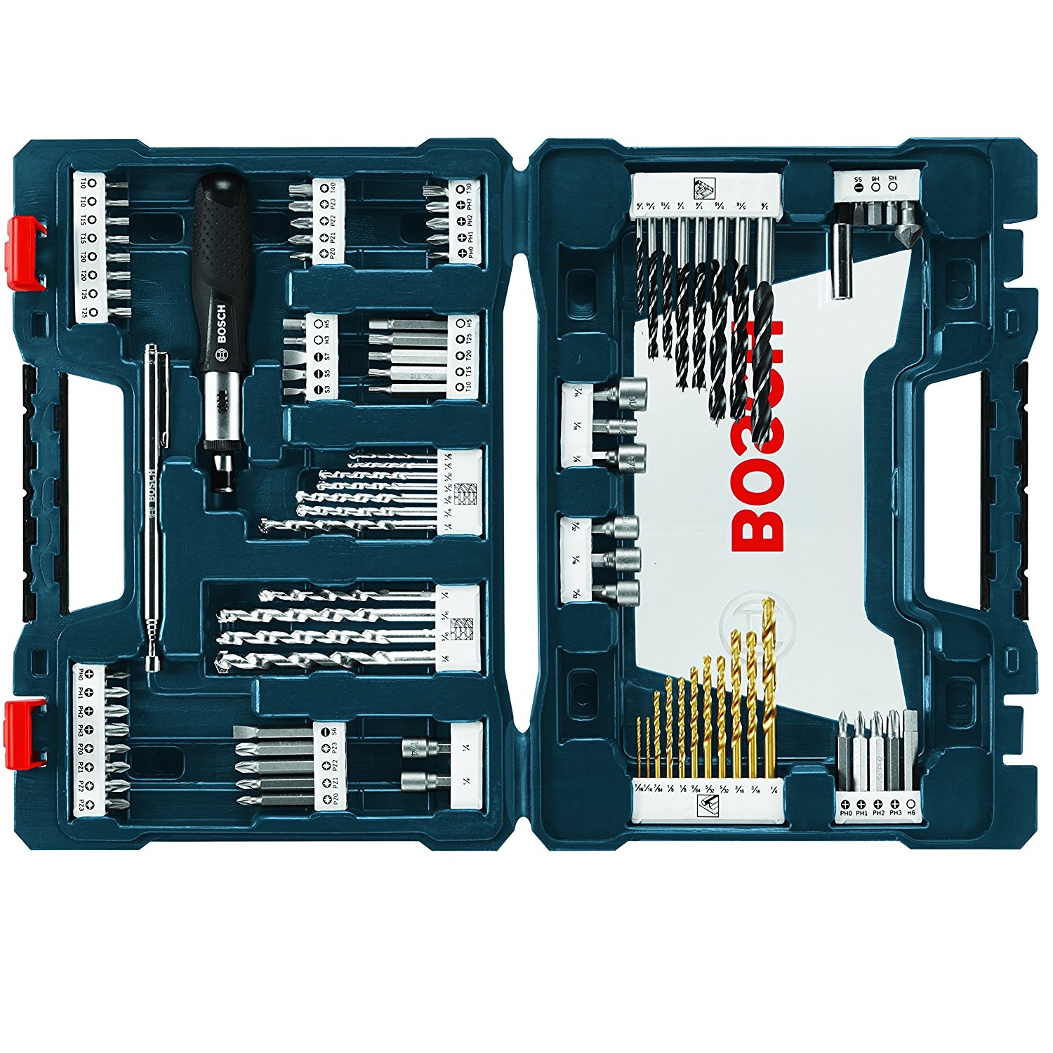 3. Bosch Drill and Drive Set