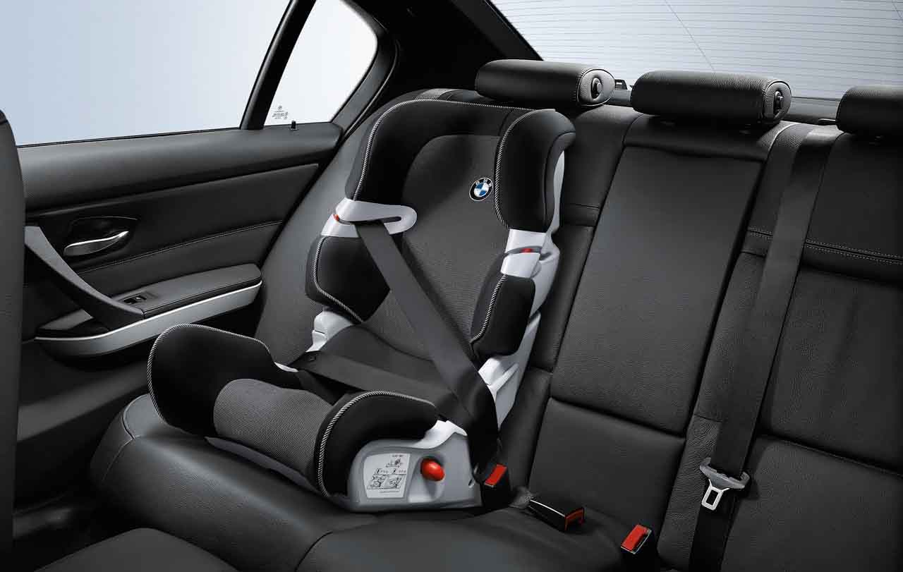 carseat latch system