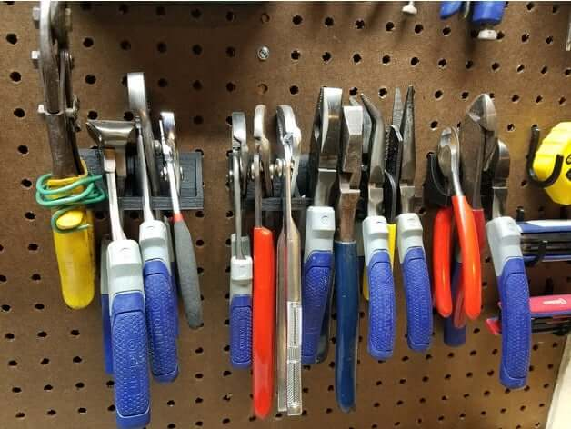 Various Types of Pliers