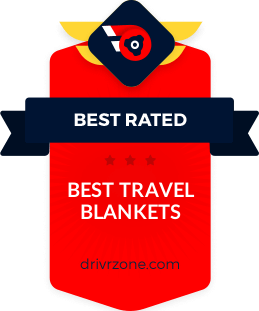 10 Best Travel Blankets Reviewed & Rated in 2021