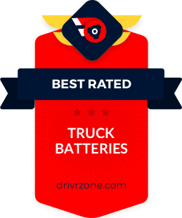 10 Best Truck Batteries Reviewed & Rated in 2021