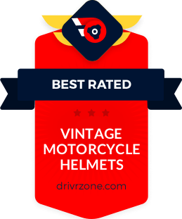 10 Best Vintage Motorcycle Helmets Reviewed for Protection