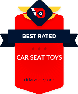 10 Best Car Seat Toys Reviewed for Toddlers & Babies