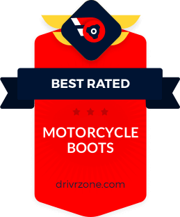 10 Best Motorcycle Boots Reviewed