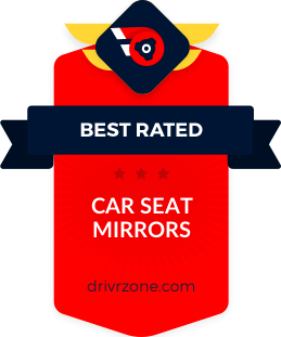 10 Best Car Seat Mirrors Reviewed & Rated for Quality