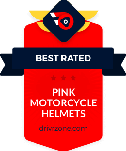 10 Best Pink Motorcycle Helmets Reviewed for Protection in 2021