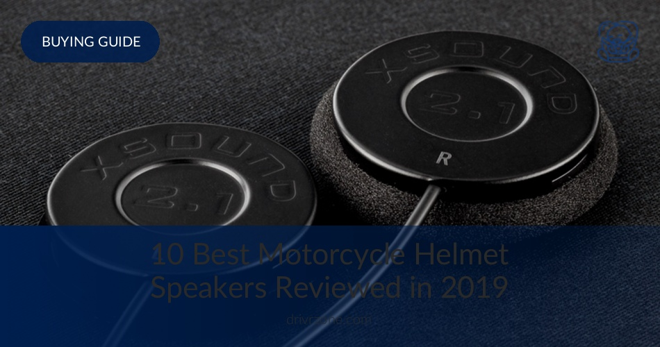 10 Best Motorcycle Helmet Speakers Reviewed in 2019 | DrivrZone com