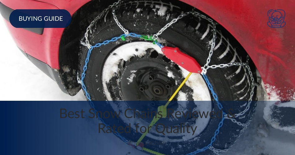 10 Best Snow Chains Reviewed in 2019 | DrivrZone
